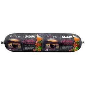 profine salami zalm en groenten