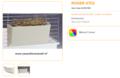 Ferplast - Roger 4702 Hooi Ruif 28,2 x 9,3 x 15,8 cm