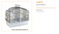 Ferplast - Canto 71 x 38 x 60,5 cm