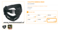 Ferplast - Culotte Hygienische Broekje Zwart Maxi 71 - 78 cm
