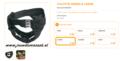 Ferplast - Culotte Hygienische Broekje Zwart Large 53 - 59 cm