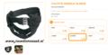 Ferplast - Culotte Hygienische Broekje Zwart Extra Large 60 - 70 cm