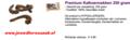 Braaaf Premium Kalkoennekken 250 Gram