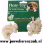 Hondenspeelgoed Floss-Toy Wit Mini